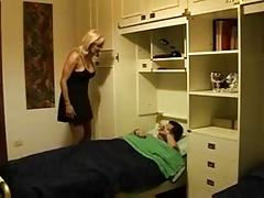 HORNY ITALIAN Mommy ANALYSED BY GUY - ROLEPLAY  -JB$R